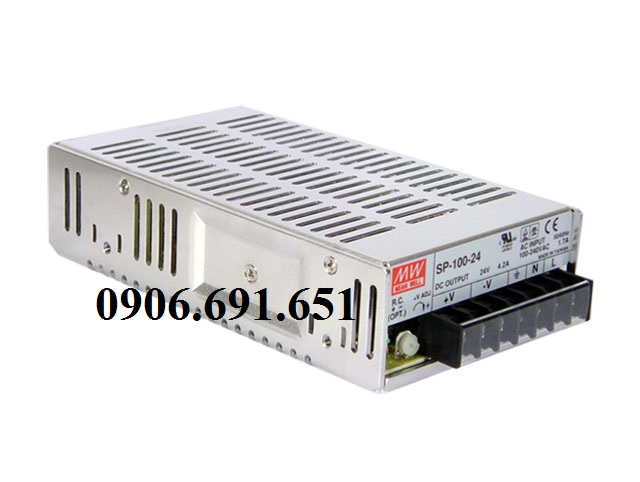 Nguồn Meanwell SP-100-3.3, Meanwell, Nguồn Meanwell 66W 3.3V 20A